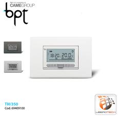 Cronotermostato digitale da incasso settimanale bpt th 350 for Bpt th 350