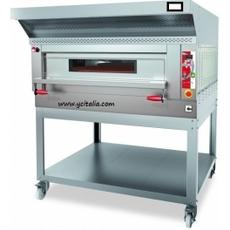 Forno pizza elettrico rotante noale venezia veneto for Tempo cottura pizza forno ventilato