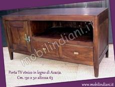 Porta TV etnico cm.130 - Pessano con Bornago - Milano, Lombardia ...