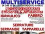Fabbro riparazioni Mestre/Venezia Tapparelle Serrande