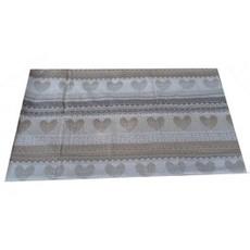online retailer ab621 fa866 Copripiumino sacco letto 1 piazza e mezza cotone cuori ...