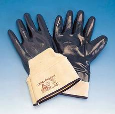 NBR WORK GLOVE WITH SLEEVE