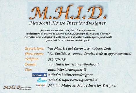 MHID MAIOCCHI HOUSE INTERIOR DESIGNER