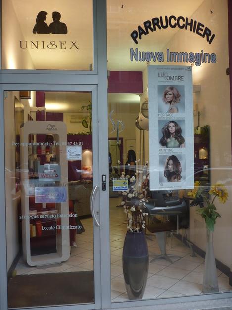 nuova immagine parrucchieri