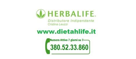 Herbalife Distributore Indipendente Cristina Leuzzi
