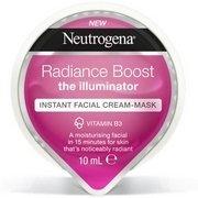Neutrogena Radiance Boost Express Facial Cream-Mask Illuminante 10mL