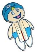 Mister Baby Termometro da Bagno Mister Baby