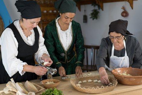 Pasta Fresca Ogliastra Muceli e Lotto