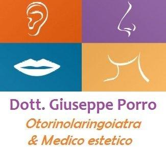 Otorinolaringoiatra Dott. Giuseppe Porro