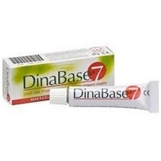 DinaBase 7 Gel Ribasante per Dentiere 20g