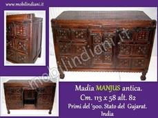 Madia antica etnica primi 900