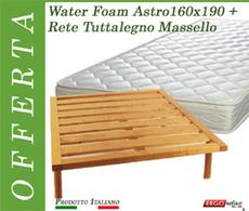 Materassi Astro.Materasso Astro New Da Cm 160x190 Rete Tuttalegno Massello Cod