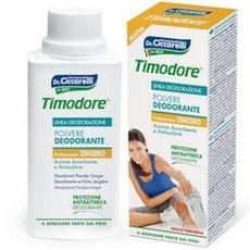 Timodore Polvere Deodorante Profumazione Zenzero 75g