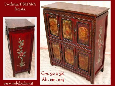 Credenza Moderna Conforama : Credenza tibetana cabinet tibetano laccato pessano con bornago