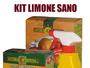 KIT biologico per la coltivazione di limoni in vaso ed allevati a terra