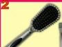 spazzole per capelli piatte medie (Codice: )