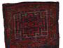 Jaf - Saddle Bag Tappeto Persiano 106x47